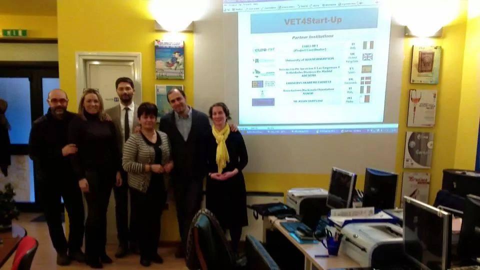 VET4Start-UP consortium